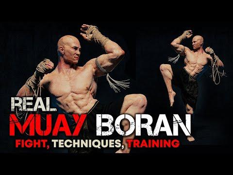 Muay Boran: Fight,