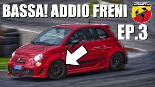 ABARTH IN PISTA, RIBASSATA! 595 VS 488? | FIAT ABARTH POCKET ROCKET EP3
