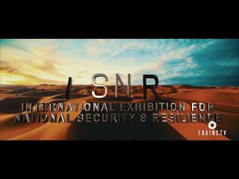 ISNR 2016 - MINISTRY OF INTERIOR, DUBAI, UAE