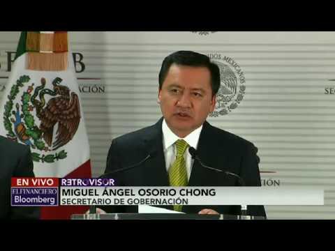 Osorio Chong anuncia la reanudación del diálogo del gobierno federal con la CNTE