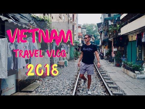 My Vietnam Adventure in 3 minutes - HANOI / SAPA / PHONG NHA / HUE / MUI NE / NINH BINH / HOI AN