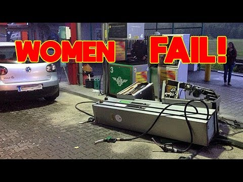 Funny WOMEN FAIL IN TRAFFIC – 💋 Women Drivers NO Skill | Funny Fails  best of 2018 👠 #2