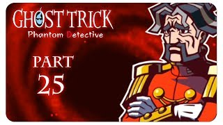 Ju spielt: Ghost Trick #25 Nerviger Narr [deutsch] Let's Play