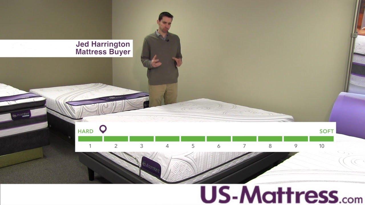 Serta Icomfort Guidance Mattress Expert Review Youtube