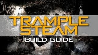 Buried Tutorial - How To Build The Tramplesteam - Black Ops 2 Zombies