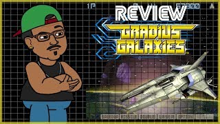 Isolated Gamerz - GRADIUS GALAXIES Review for Game Boy Advance