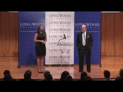 Longwood Executive in Residence: Dennis and Courtney Gartman