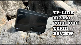 TP-Link M7350 Reprise - 2019 Long Term Review