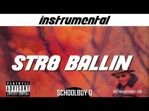 Клип ScHoolboy Q - Str8 Ballin