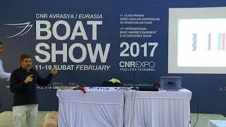 DADDboatshow 2017-Halatlar, Yapıları ve Kasa Dikişleri (Mehmet Erem)