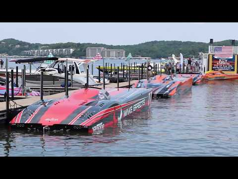 2017 Lake Race - Wake Effects Offshore Powerboat Racing