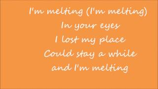 The Used- I Caught Fire Lyrics