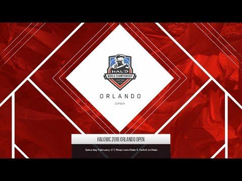 HaloWC 2018 Orlando Open - Day 2
