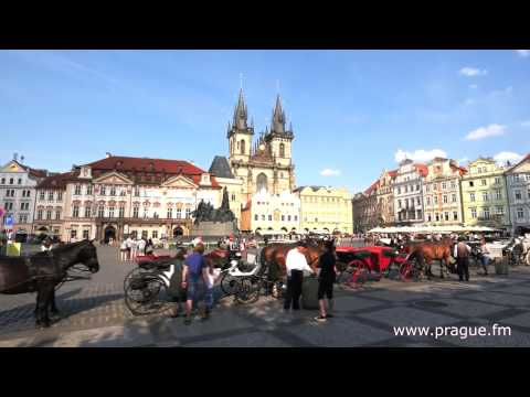 Tutustu satumaiseen Prahaan