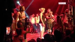 Ali Kiba drives women crazy at Koroga festival