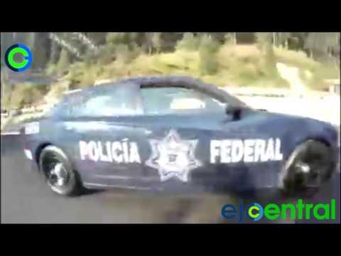 Policías Federales evitan accidente de tráiler sin frenos