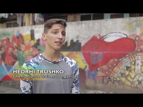 Ghetto Games:  From Riga to Manila 2017
