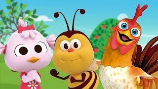 Download Поём и танцуем вместе – сборник детских песен для всей семьи! | Детское Королевство Mp3 and Videos