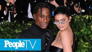 Kylie Jenner Entertains The Crowd With Travis Scott During Concert | PeopleTV