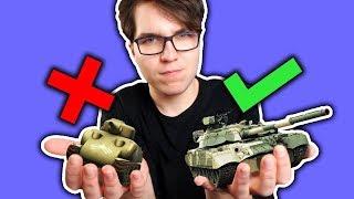 Jak NIE grać w World of Tanks