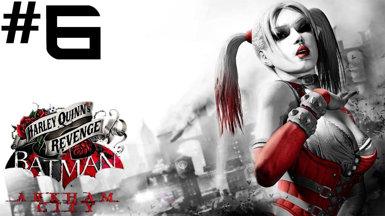Download Batman: Arkham City - Harley Quinn's Revenge DLC - Walkthrough - Part 6 - ENDING
