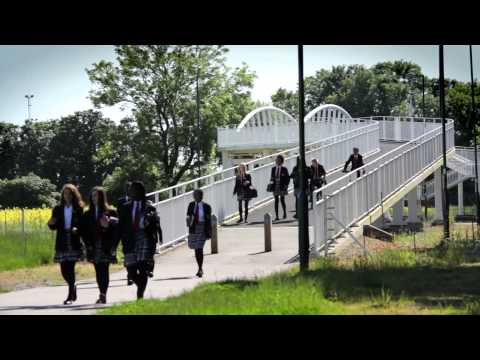 Building safer routes to school: St Mary's High School, Cheshunt