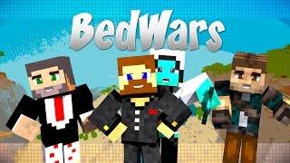 Minecraft Bed Wars #8 - Тяжелая битва