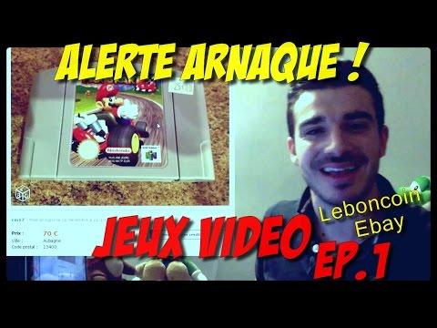 Conkerax - Alerte Arnaque jeux vidéo n°1 ! - Leboncoin, Ebay, et autres..