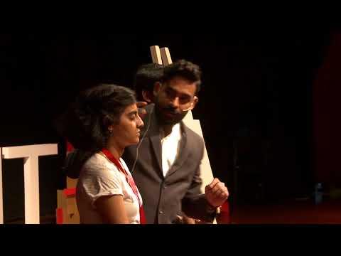 Trick Of The Mind | Vish CS | TEDxCMRIT