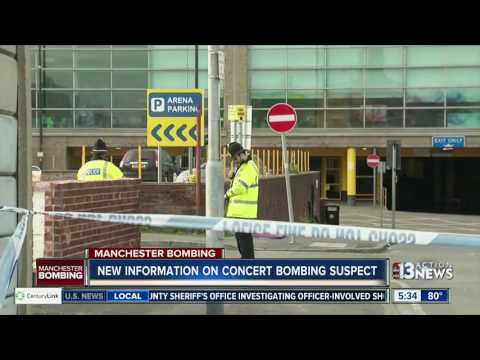 Manchester concert bomber was known to UK security services