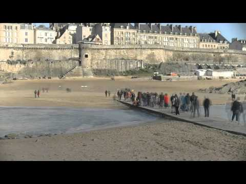 Saint-Malo Grande Marée - 2016  - Vague