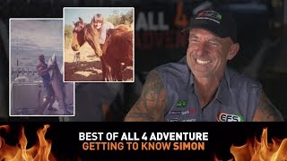 Best of All 4 Adventure: Getting to know Simon ► All 4 Adventure TV