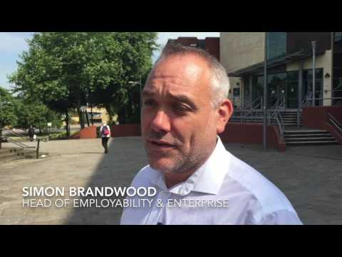University of Wolverhampton just the job for graduates