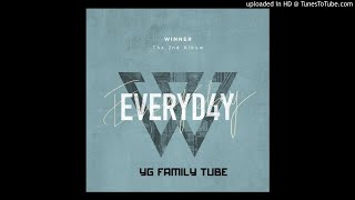 Cover images [Full Audio] WINNER - EVERYDAY [The 2nd Album]