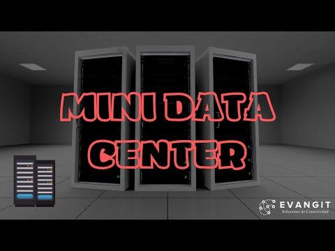 MINI DATACENTERS || Todo el poder de un Data Center en UN SOLO RACK!