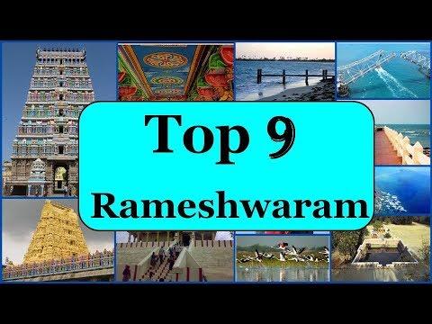 Rameshwaram Tourism | Famous 9 Places To Visit In Rameshwaram Tour