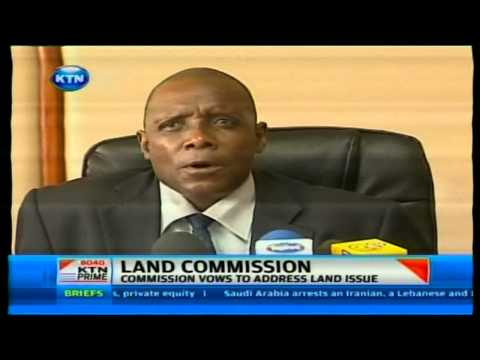 News: Land Commission