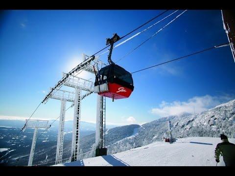GoPro: Skiing Stowe mountain resort Vermont