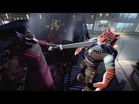 Turtles Meet Tiger Claw   Teenage Mutant Ninja Turtles Legends