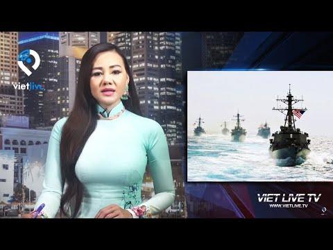 Tin Tức Thời Sự VOA 3/8/2018: Mỹ phớt lờ những cảnh báo của Tàu Cộng ở Biển Đông