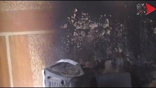 فيديو  مسنة احترق منزلها بسوهاج: «ابني سابني وهرب.. ونفسي أرجع أشوف»