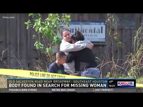 Body found in search for missing woman