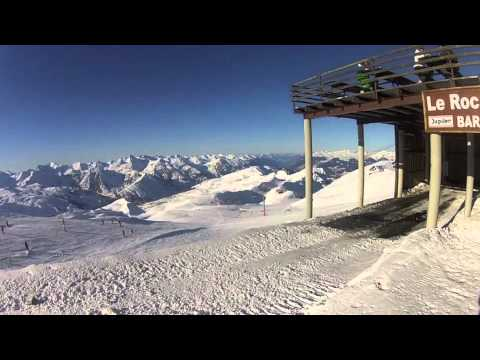 Three Valleys Ski resort France-Grigg Group
