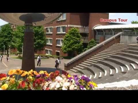 University of Shizuoka Campus Tour