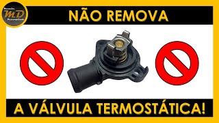 Problemas Causados pela Remoção da Válvula Termostática do Motor thumbnail