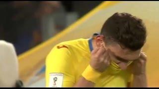 Romania - Denmark 0-0 Goals and Highlights 26/03/2017