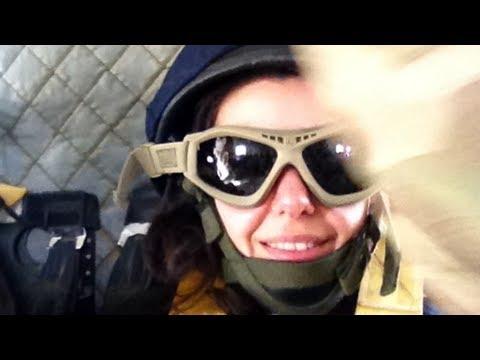 Katie Melua - Afganistan Video Blog