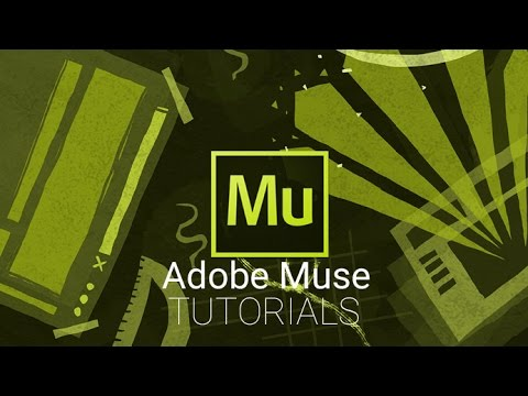 Adobe Muse CC || Starting With The Basics