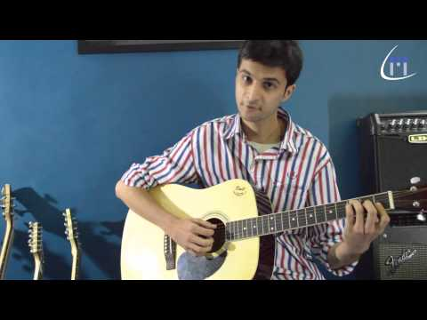 4 Basic chords, 8 Easy songs (HINDI SONGS)