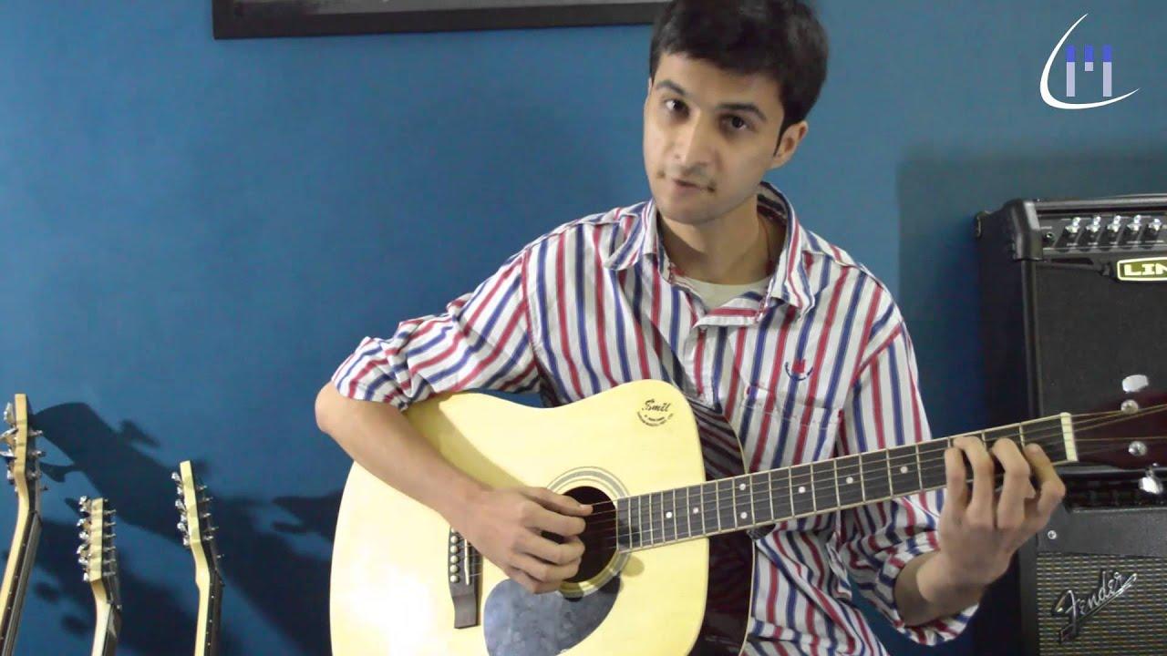 4 Basic chords, 8 Easy songs (HINDI SONGS) : FunnyDog.TV